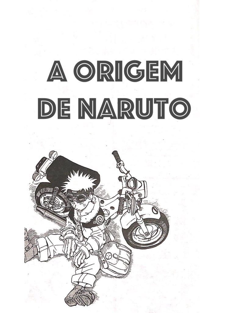 A origem de naruto