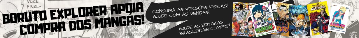 Compre os mangás de Boruto em Português!