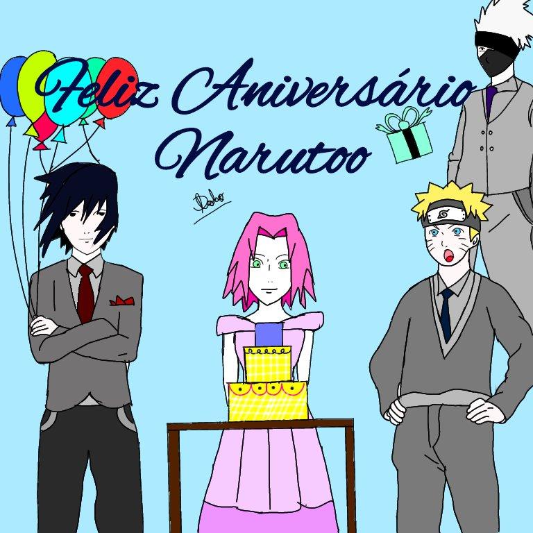 Parabén Naruto