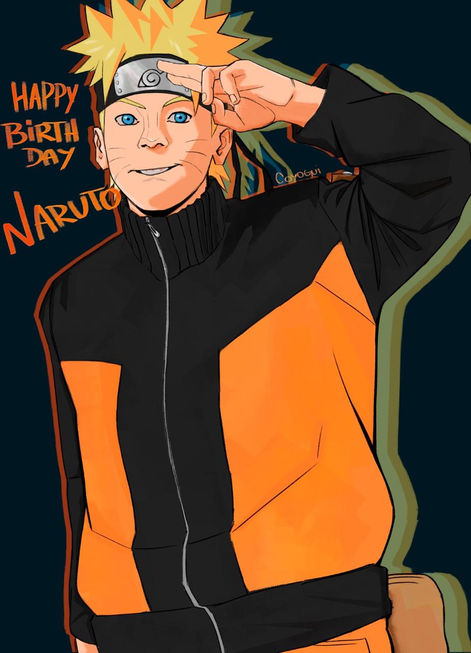 Parabéns, Naruto