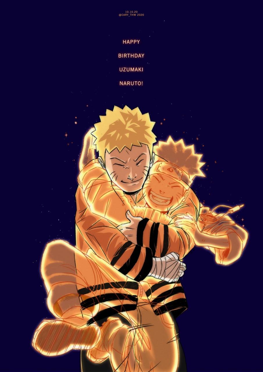 Feliz Aniversário, Naruto