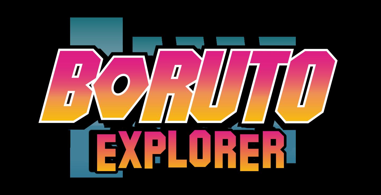 Boruto Explorer // Seu melhor portal sobre o universo de Naruto/Boruto!