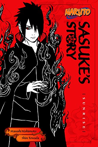 sasuke shinden alvorada