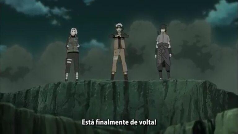 Boruto. Naruto Next Generations. Todos os direitos reservados.