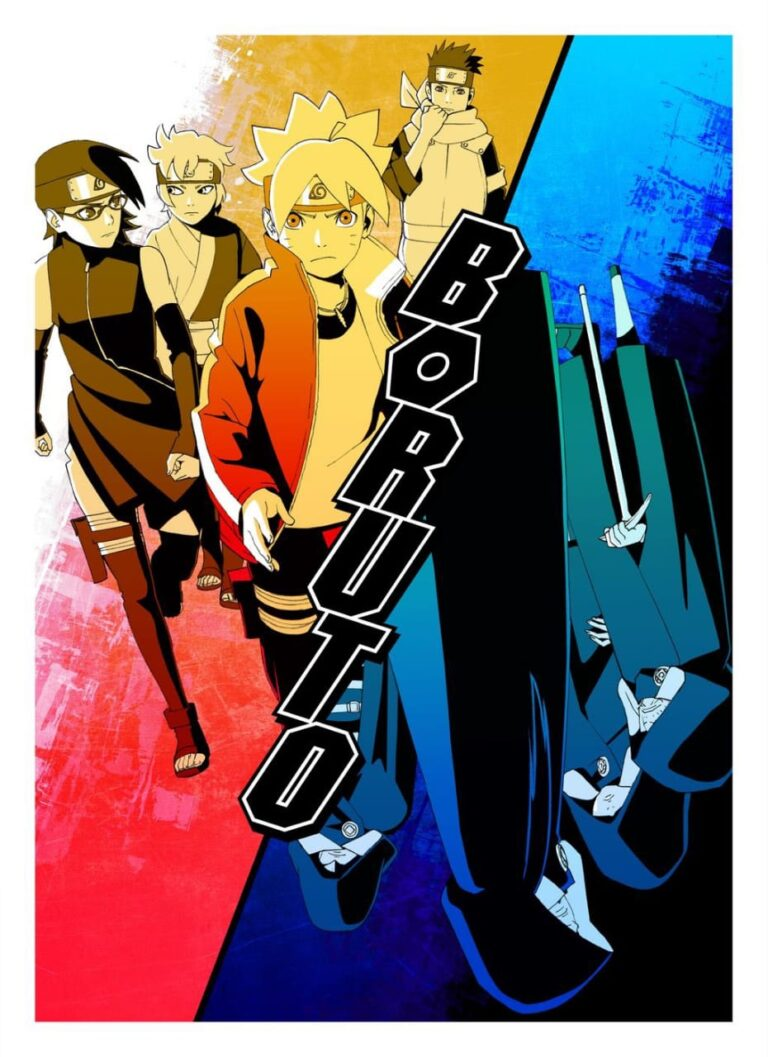 Boruto - TV Tokyo