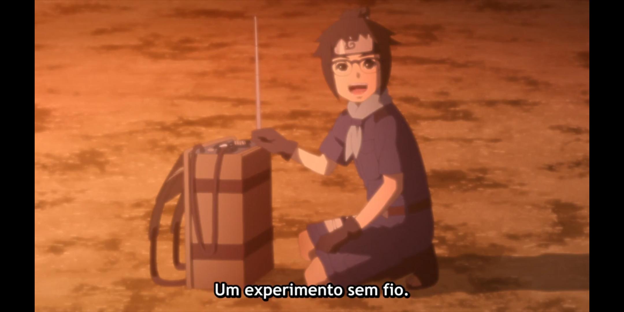 Episódio 176 de Boruto - Denki