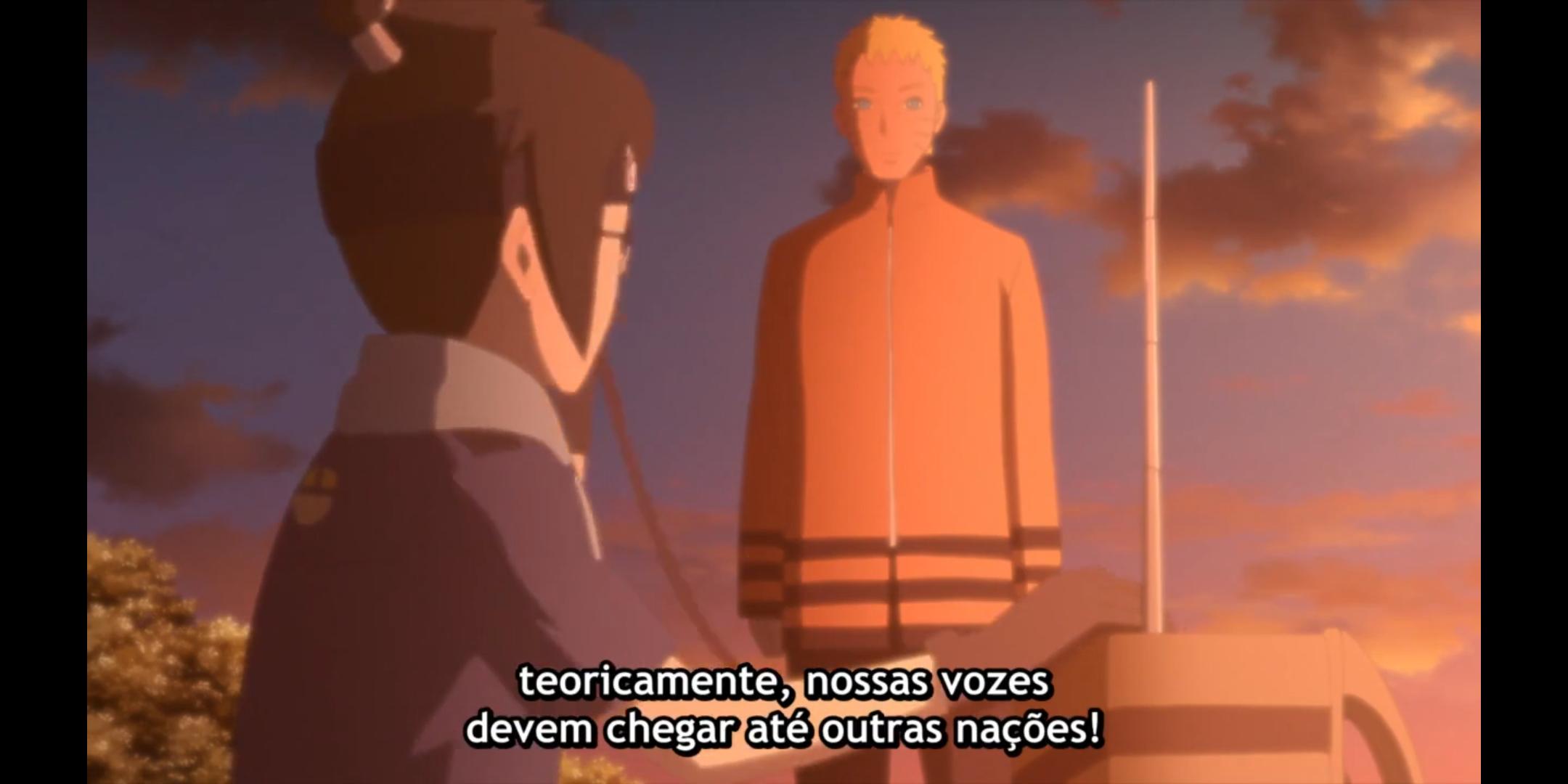 Episódio 176 de Boruto - Naruto e Denki