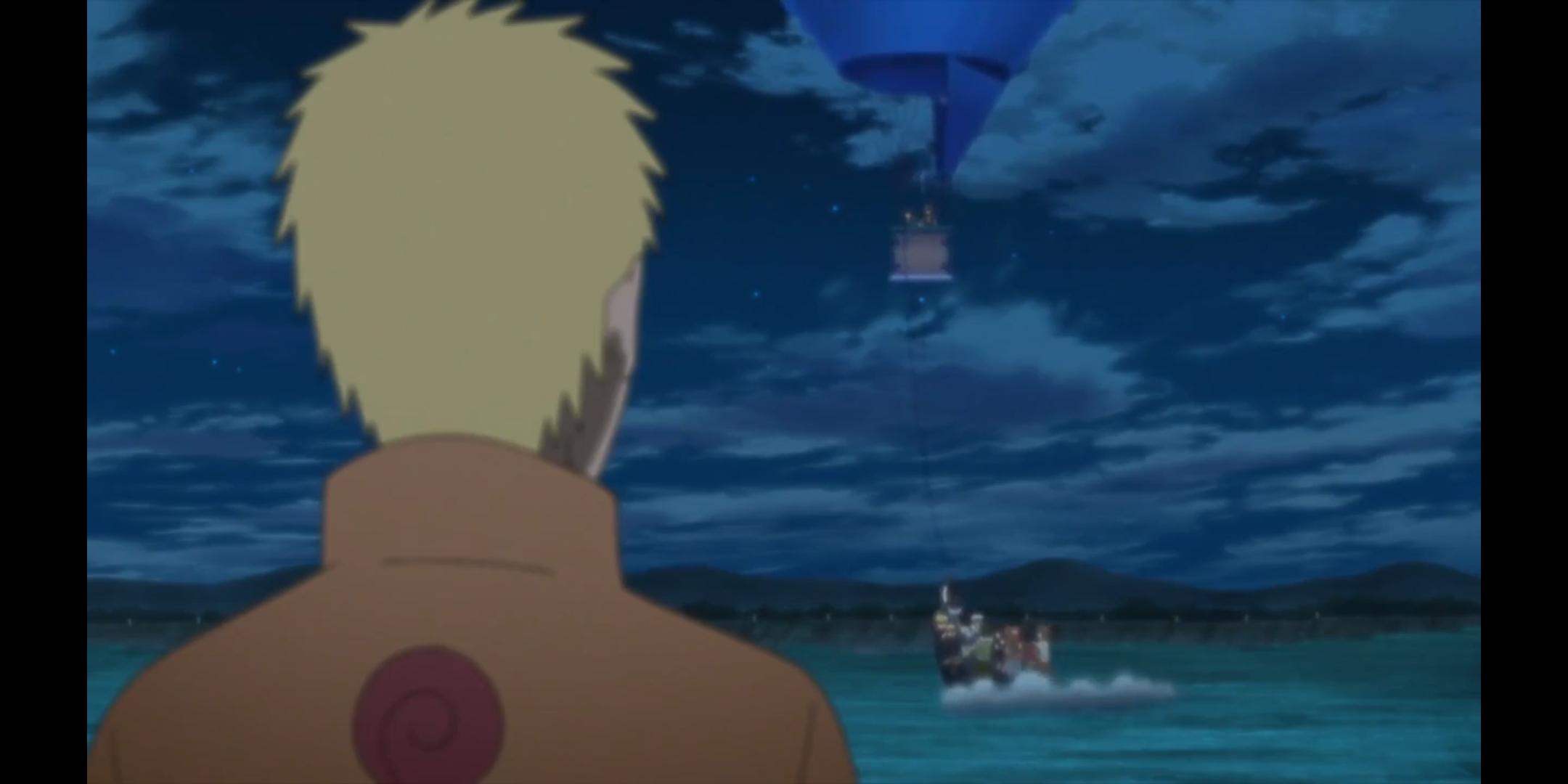 Episódio 176 de Boruto - Naruto e Genins