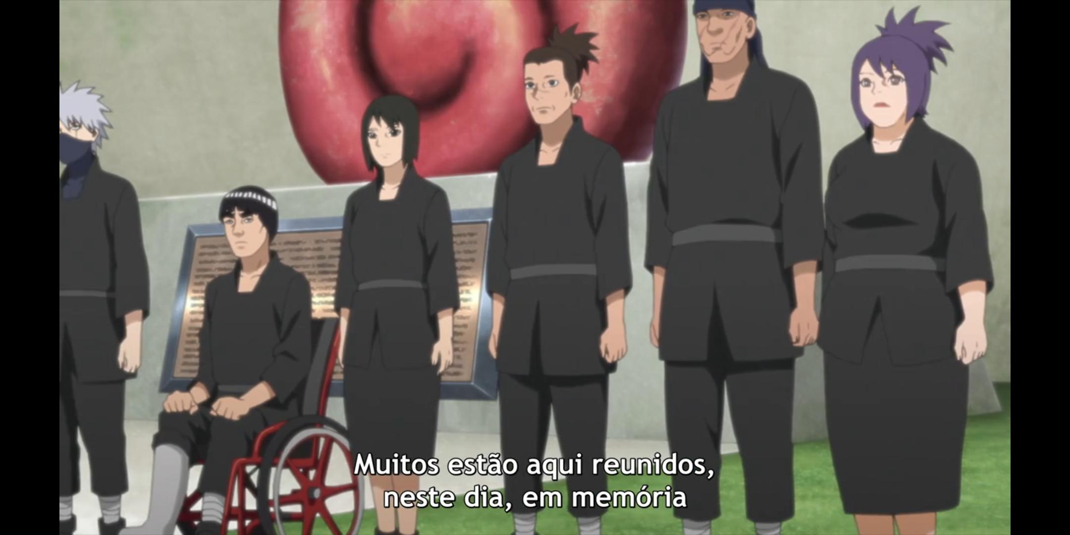 Primeira geração de ninjas