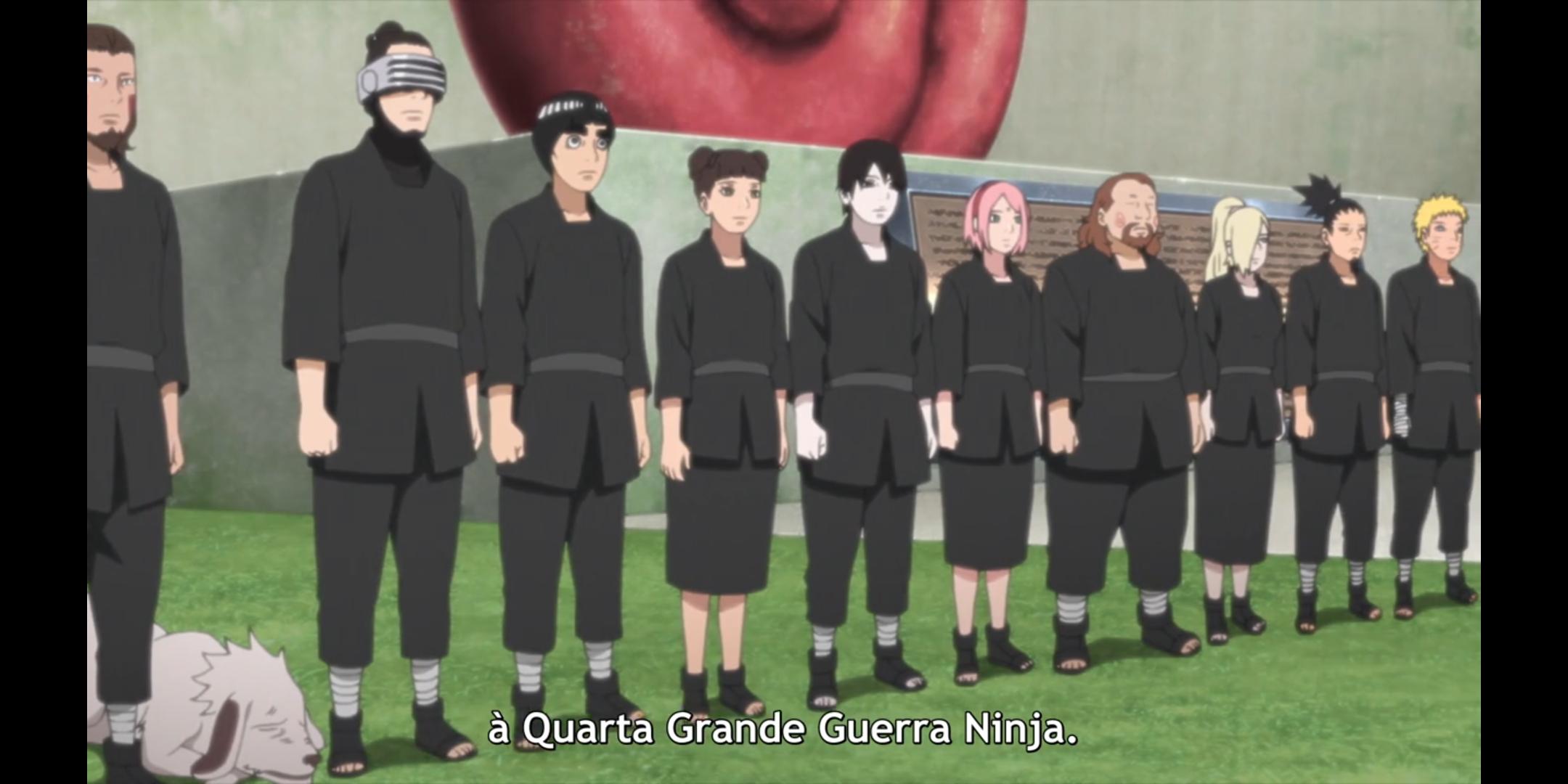 Segunda geração de ninjas