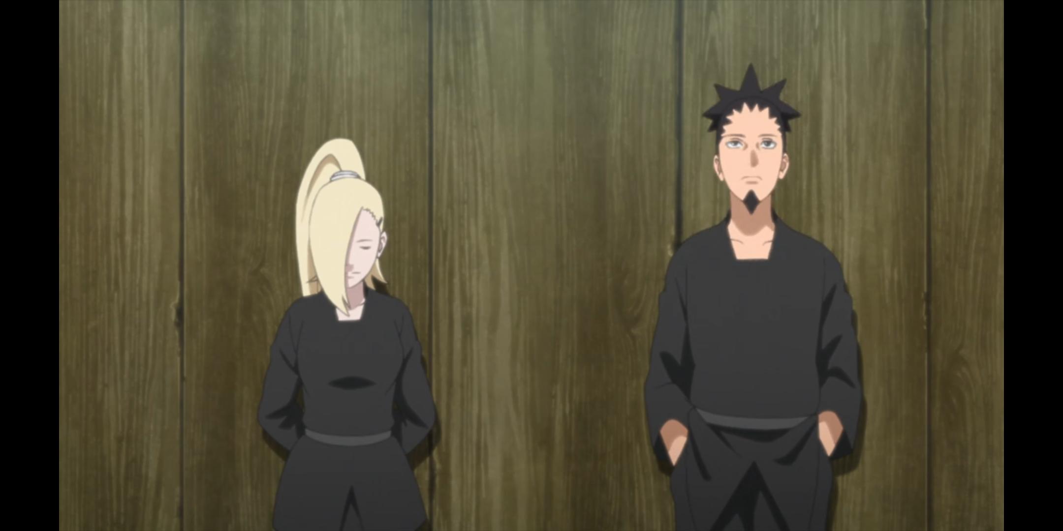 Ino e Shikamaru