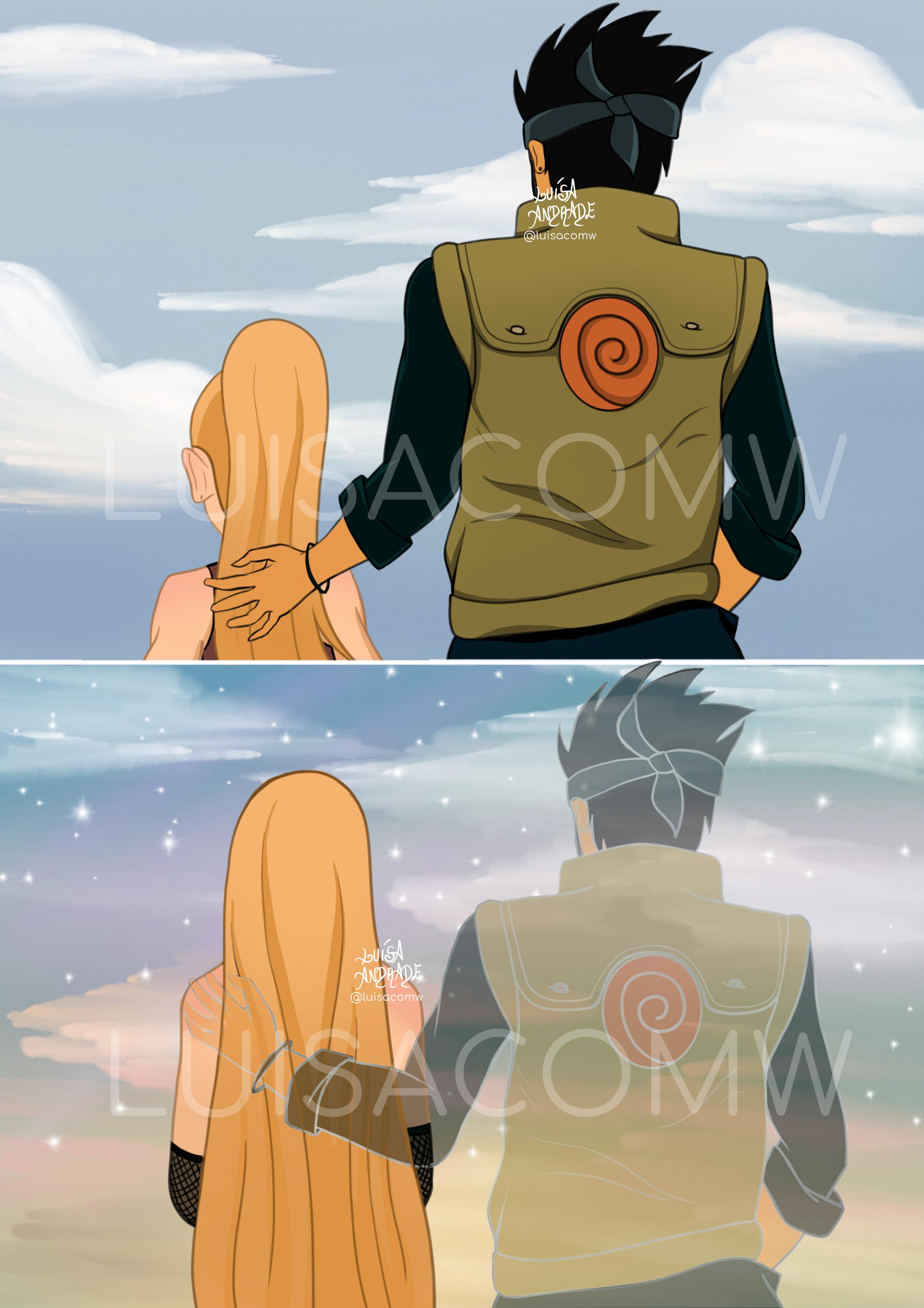 Ino e Asuma