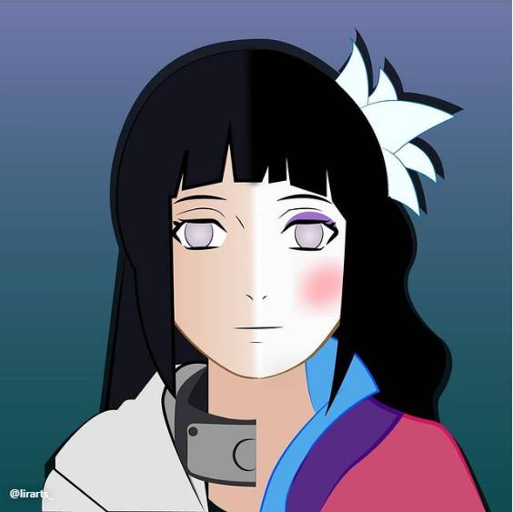 Hinata e Mulan