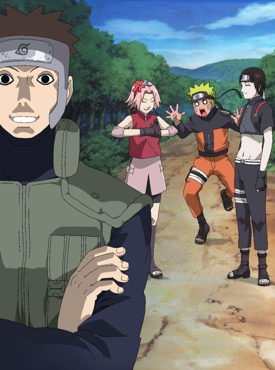 Time Kakashi