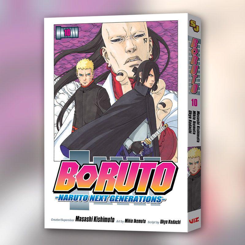 Volume 10 de Boruto