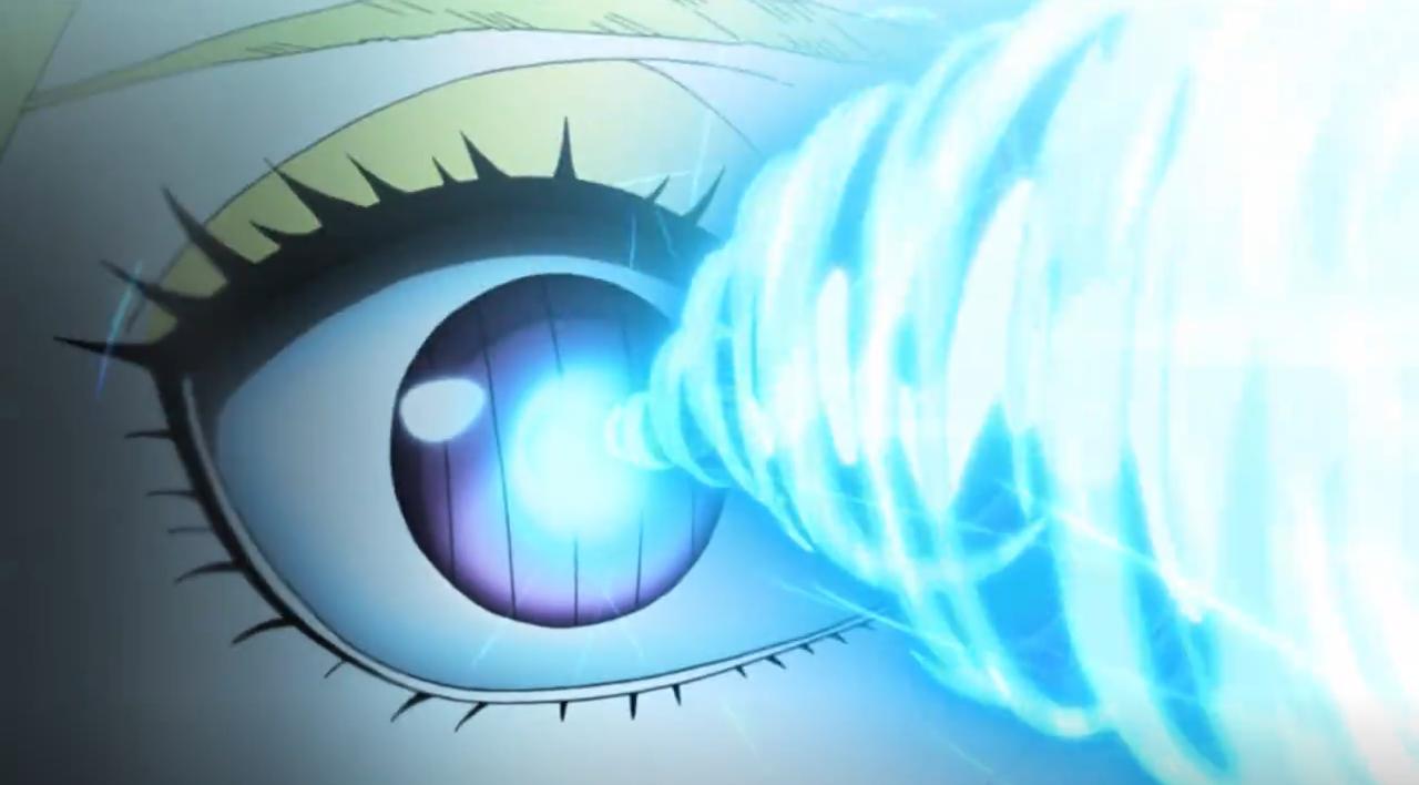 O olho ferramenta de Delta