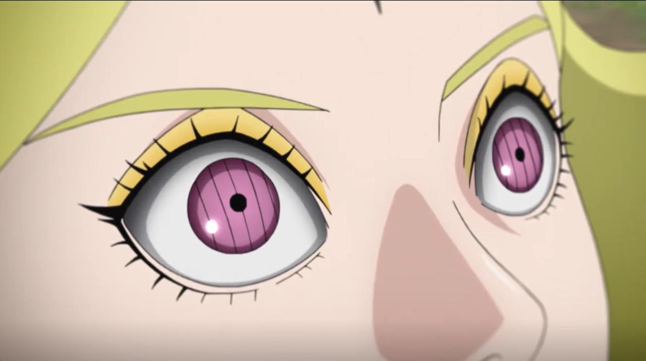 Olhos de Delta
