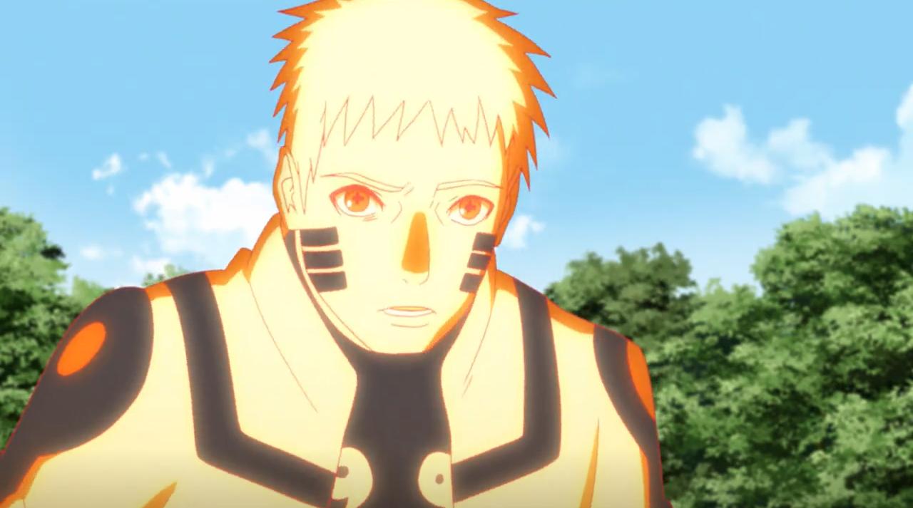 Naruto no episódio 198