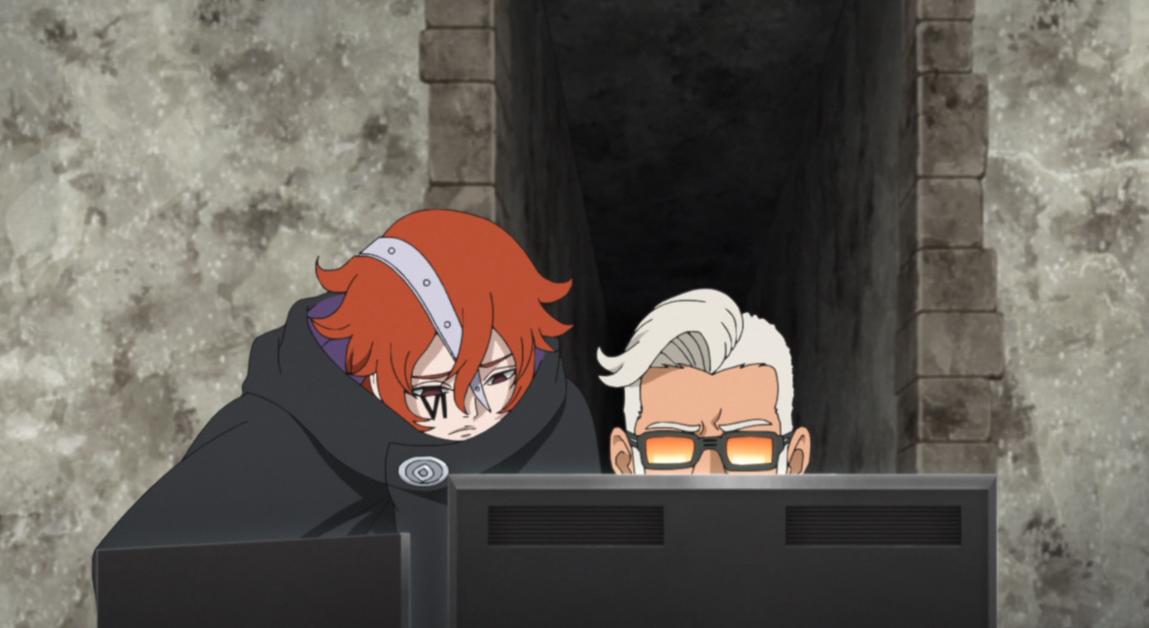 Code desconfia no episódio 197