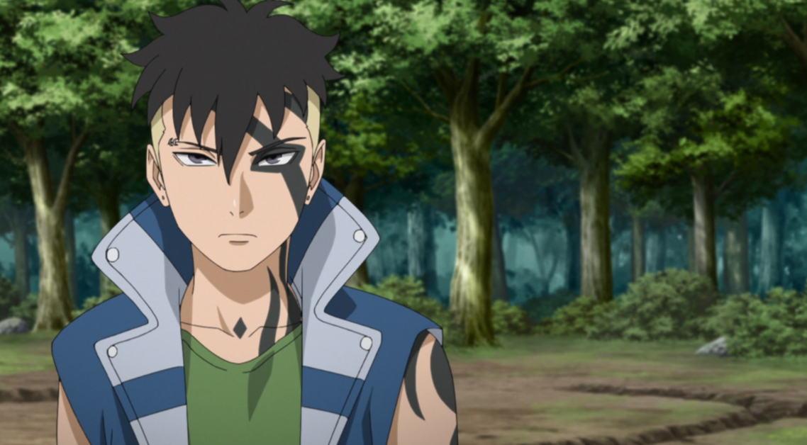 Kawaki no episódio 197