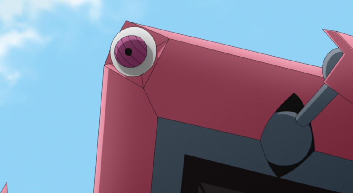 drone encontra Kawaki