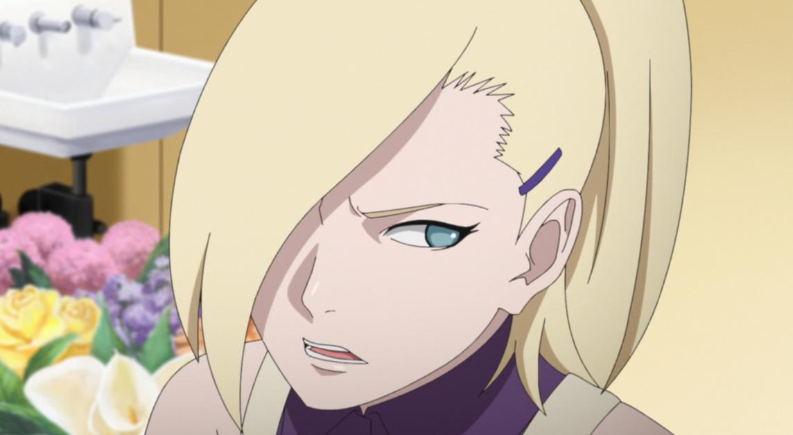 Ino Yamanaka no episódio 197
