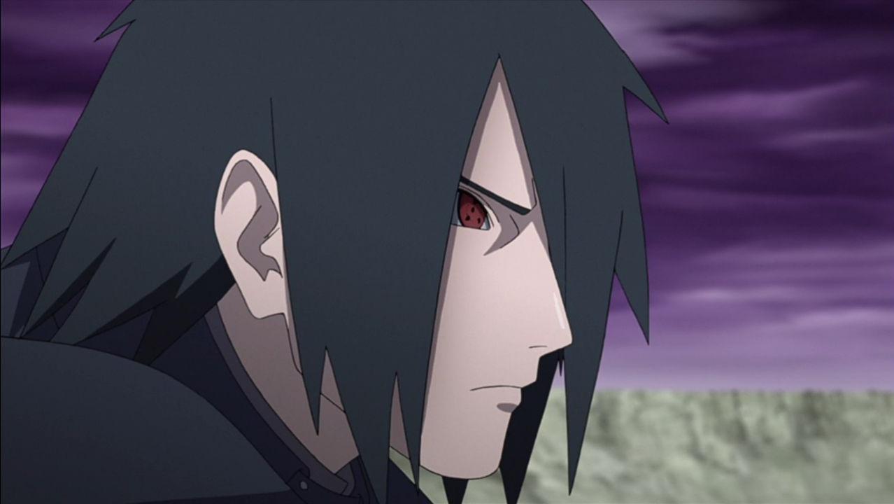 Sasuke lindo sendo lindo