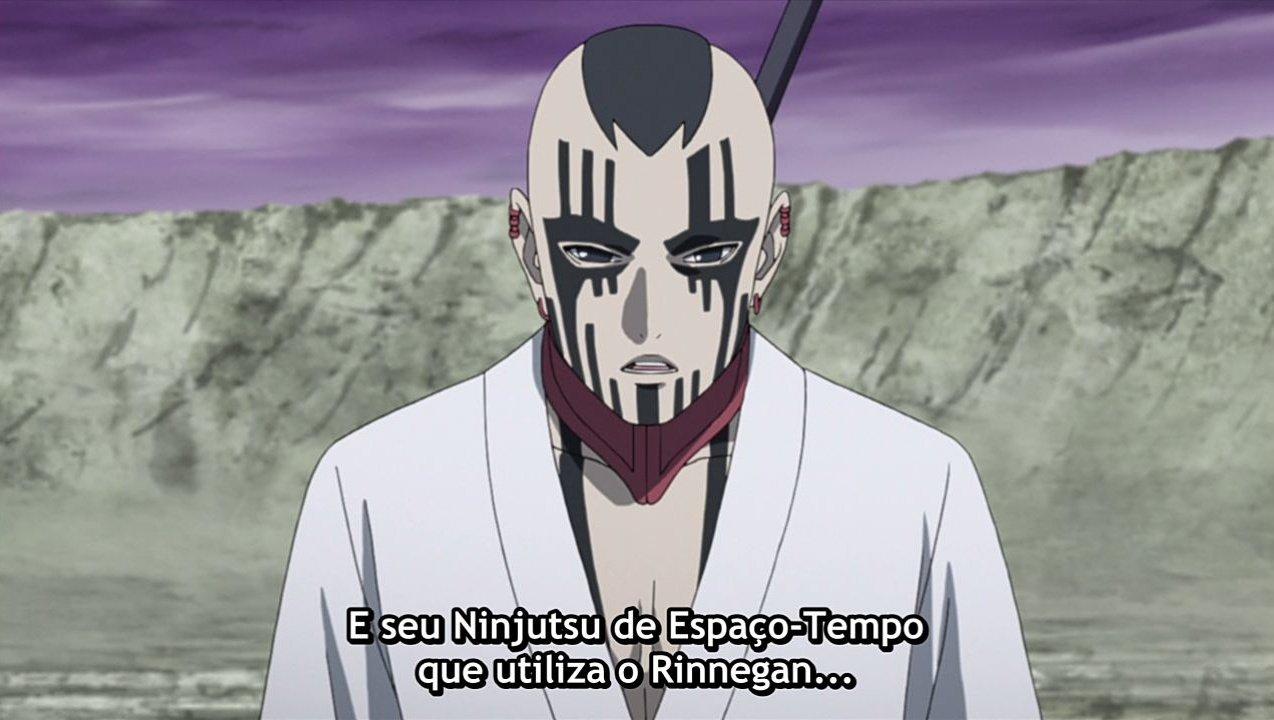 Jigen odeia o Rinnegan