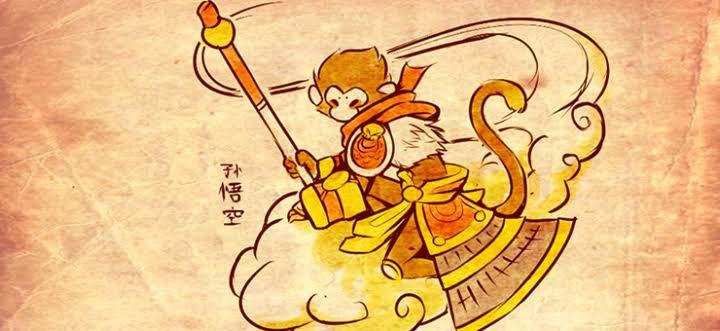 Sun Wukong o rei Macaco