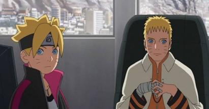 Boruto e Naruto